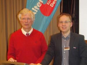 Dr.Nikolai Katterfeld und Dr. Christian Blex